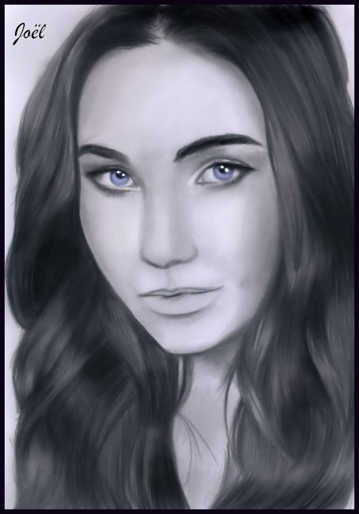 Jessica Green by klk68